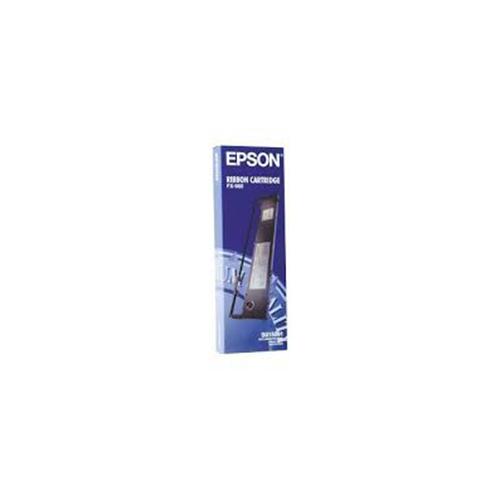 Ruban EPSON S015091 Noir pour FX-980