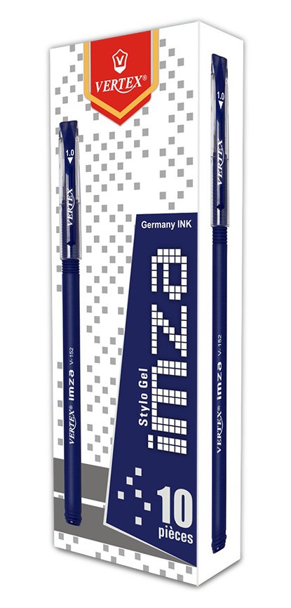 Stylo à bille VERTEX 152 Bleu