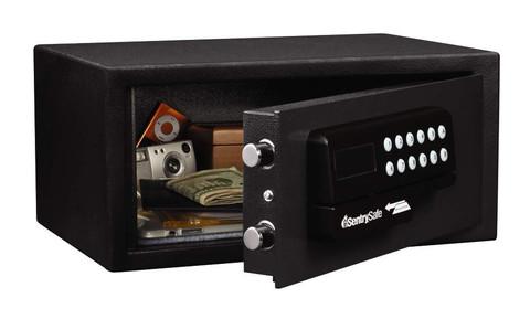Coffre fort SENTRY SAFE à code numérique + Clé + Carte magnetique 17.8x38.1x27.9 cm 10 Kg