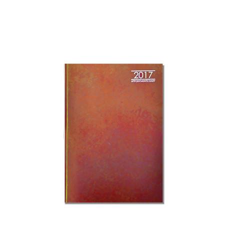 Agenda journalier MODUS 2017 A4 Bordeaux