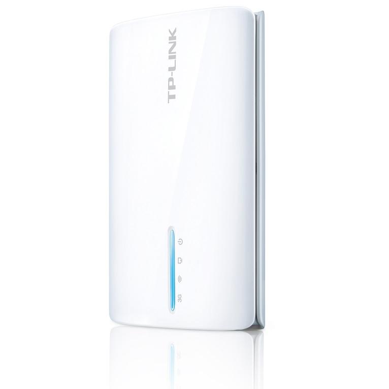 Routeur sans fil TP-LINK TL-MR3040 USB 3G-4G avec batterie