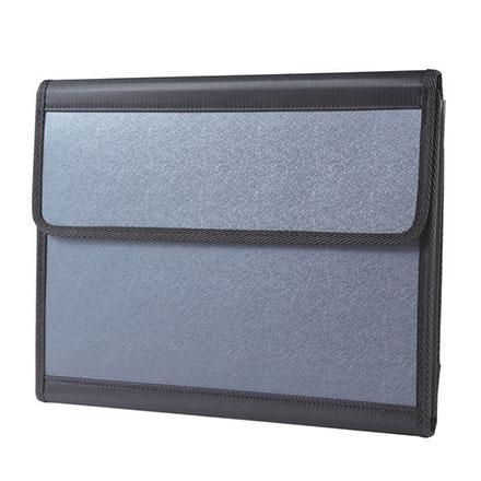 Porte folio en plastique alphabétique DELI en plastique