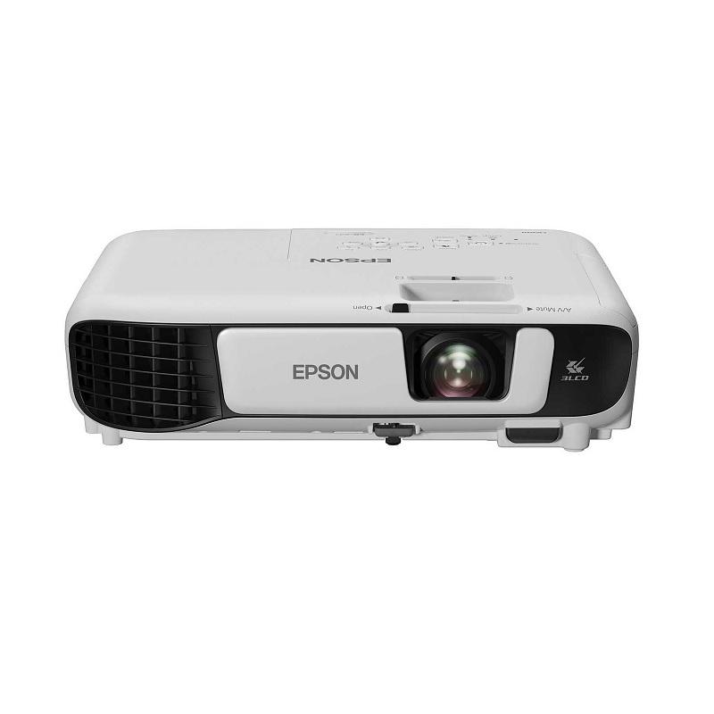 Data Show EPSON EB-X41, 3600Lm Tri-LCD, XGA, HDMI, RCA, VGA, USB 2.0 type A, USB 2.0 type B