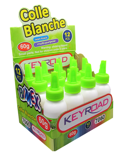 Colle blanche KEYROAD 60G