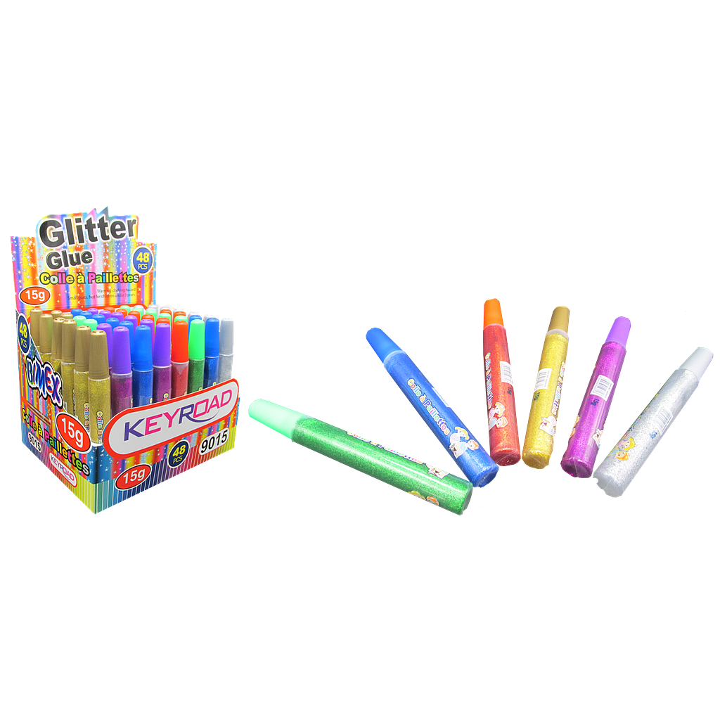 Colle glitter KEYROAD 15G