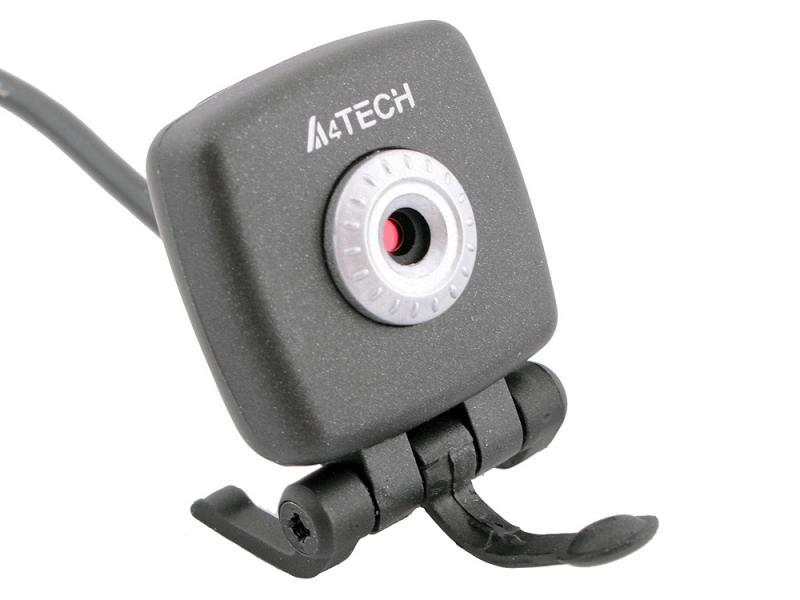Webcam A4TECH 1080P Full HD, Microphone  intégré, 16 Megapixel Noir
