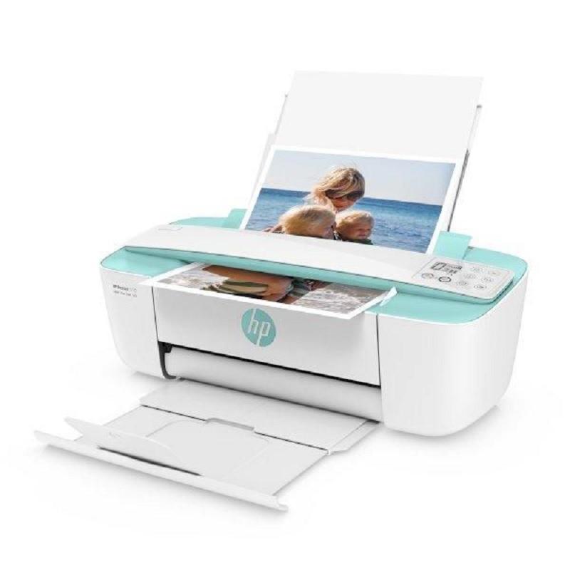 Multifonction Jet d'encre HP DeskJet Ink Advantage 3785, Couleur, A4, 15ppm/19ppm, USB, Wifi