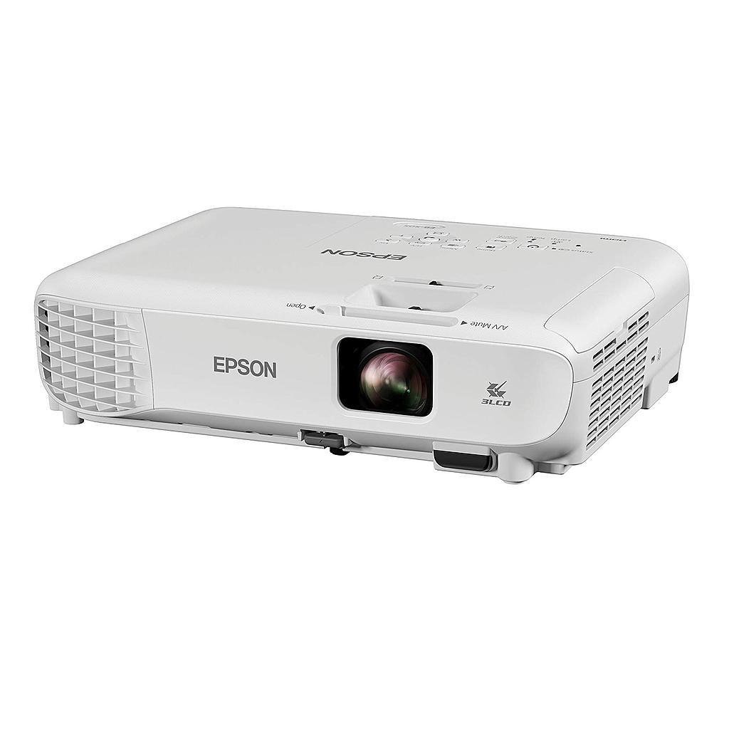 Data Show EPSON EB-S05 SVGA, 3200Lm, VGA, HDMI, USB 2.0, USB Type A/B, RJ45