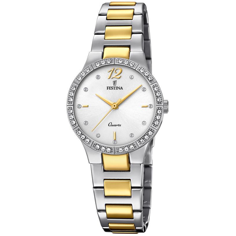 Montre pour Femmes FESTINA Mademoiselle F20241 Bracelet Gold