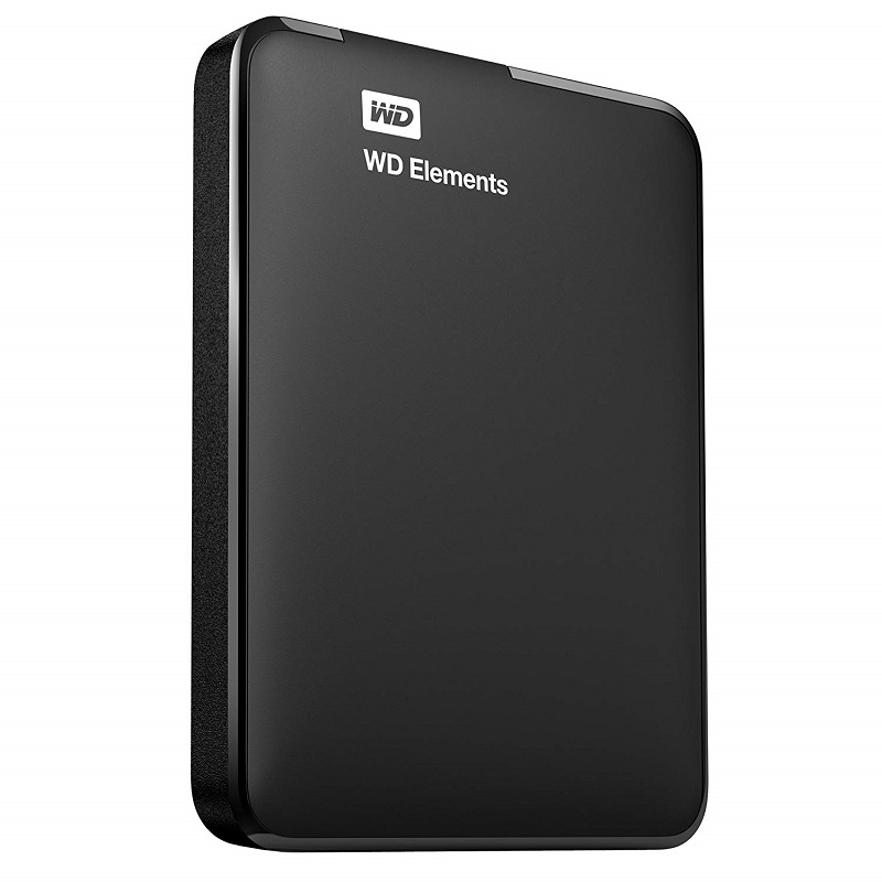 Disque Dur Externe WESTERN DIGITAL Elements 1To,  2.5