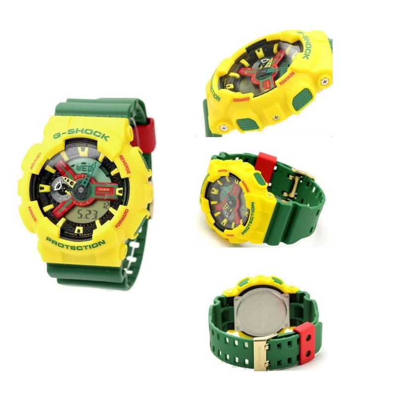 Montre CASIO G-SHOCK GA-110RF