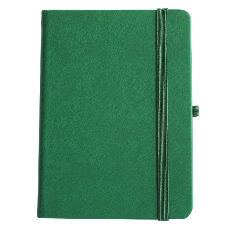 NoteBook A6 Vert 196 pages