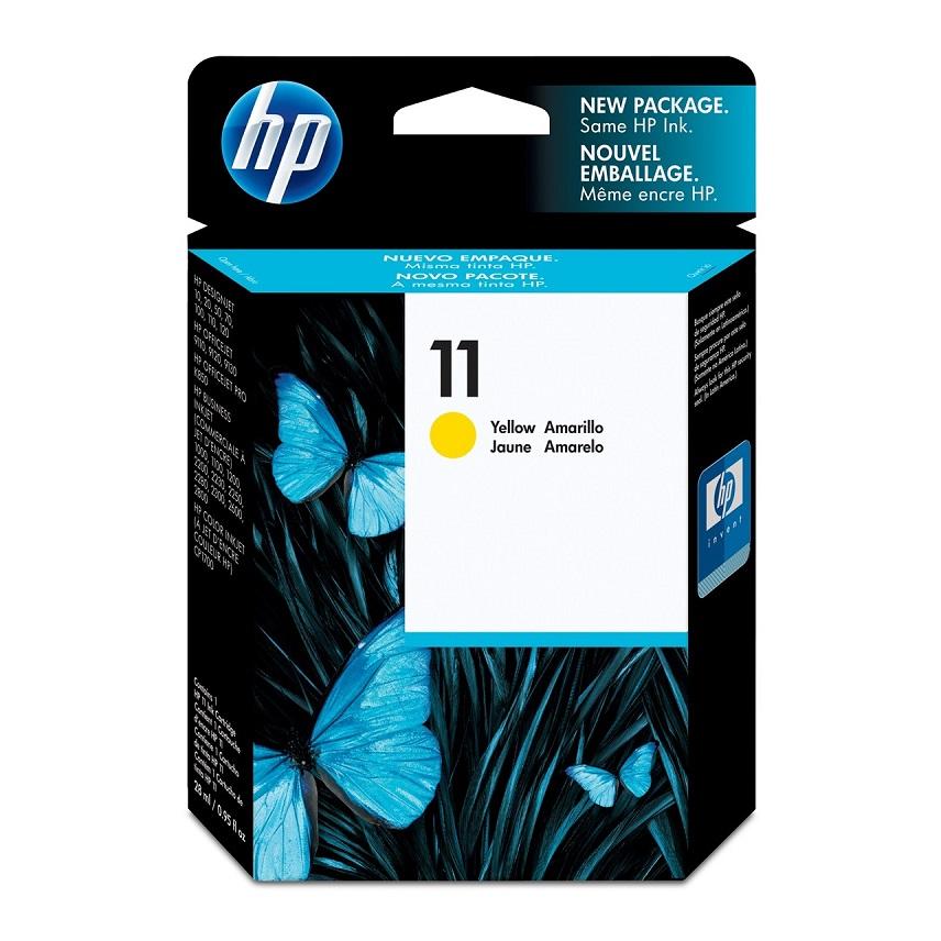 Tête d'impression HP 11 yellow pour 2200