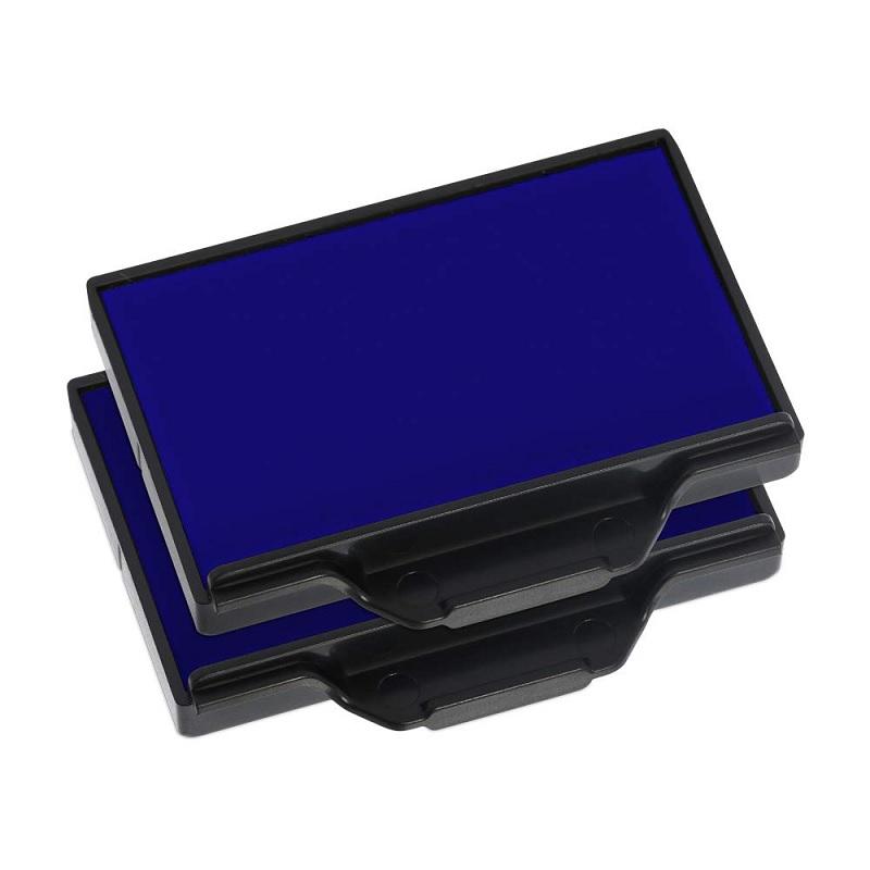 Cassette d'encrage pour 5430 bleu jeu de 2