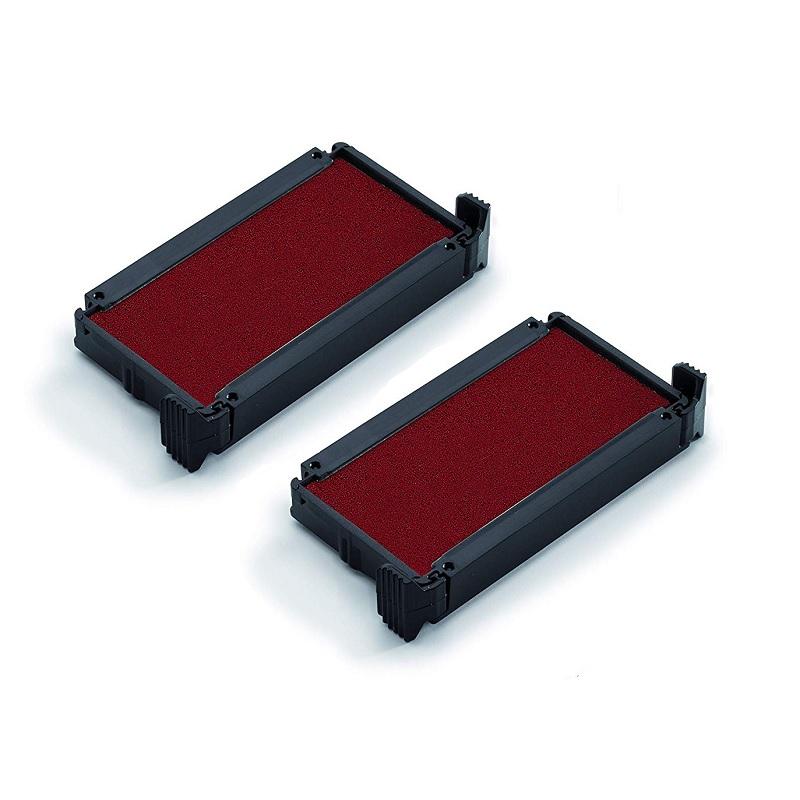 Cassette d'encrage Pour 4910 rouge jeu de 2