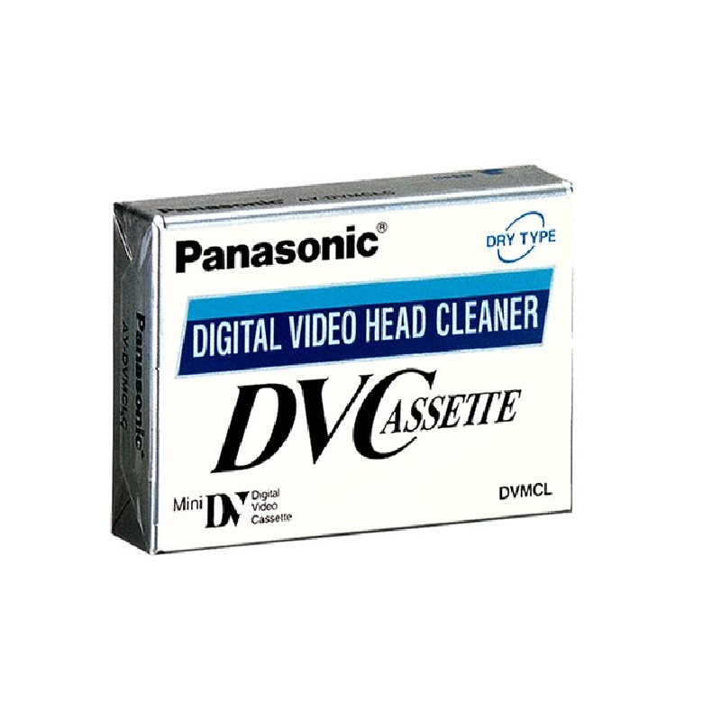 Cassette nettoyante PANASONIC pour Mini DV