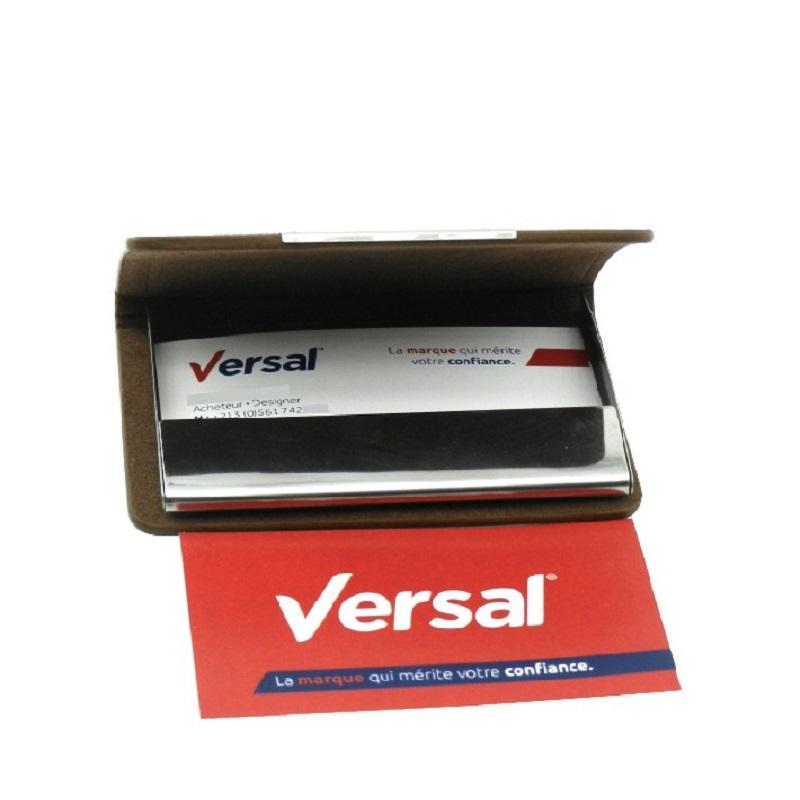 Porte cartes de visite VERSAL