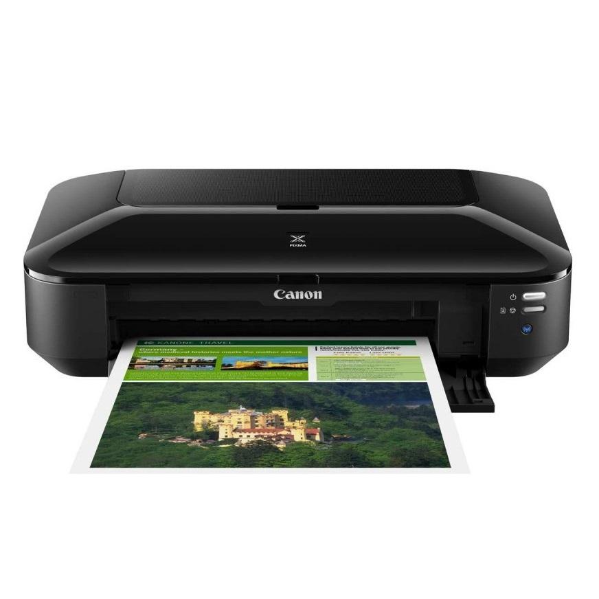 Imprimante photo jet d'encre CANON Pixma IX6840, Couleur, A3, 14ppm/10ppm, USB, Réseau, Wifi