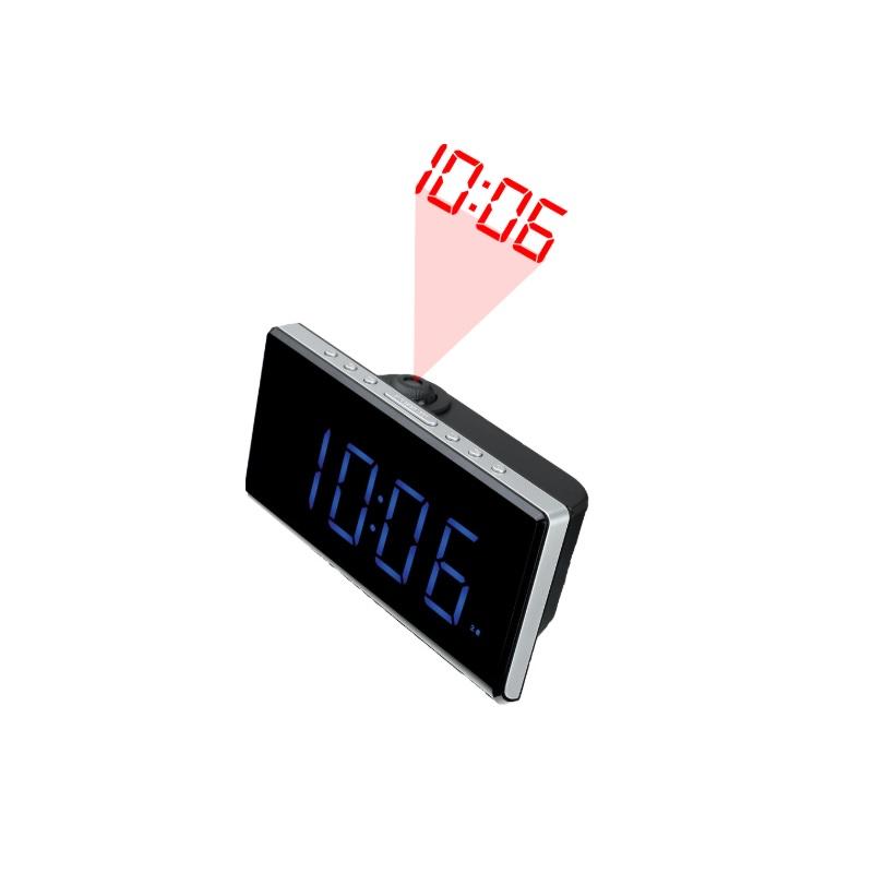 Radio réveil DENVER CRL-515