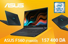 Laptop ASUS F560 (F560UD) i5 8th Gen 157 400 DA