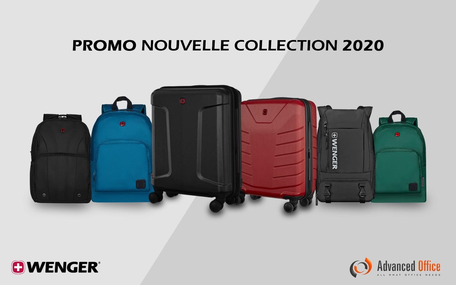 AdvancedOffice-PROMO Collection SWISSGEAR-WANGER 2020