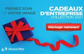 PRONEZ SOIN DE VOTRE IMAGE Catalogue Cadeau d'Entreprise 2021, Télécharger maintenant