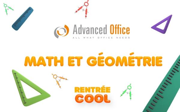 Advanced office - Rentrée Cool - Math et Géométrie